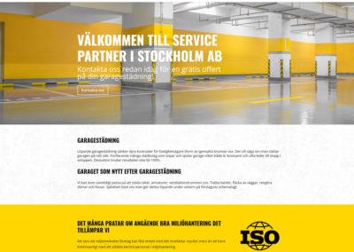 Service Partner i Stockholm